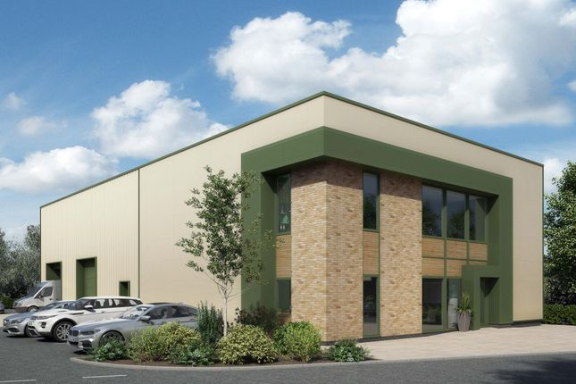 Thumbnail Industrial to let in Riverside Enterprise Park, Saxilby, Lincoln