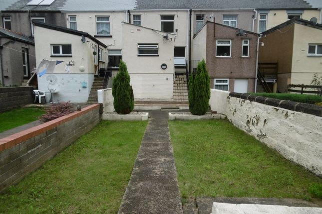 Thumbnail Terraced house to rent in Curre Street, Cwm
