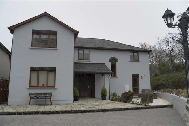 Thumbnail Detached house for sale in Ocean View, Pendine, Carmarthen