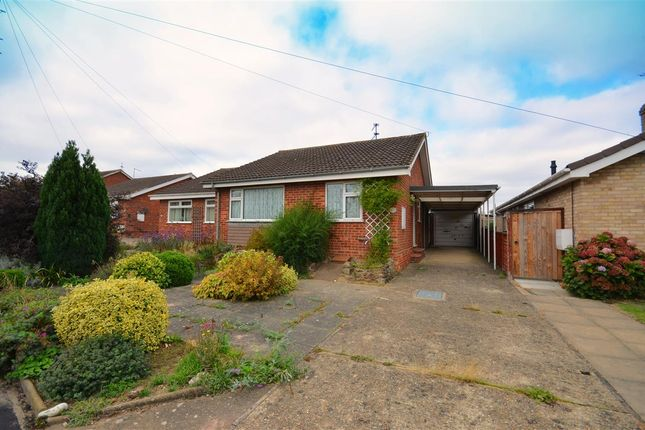 Thumbnail Bungalow to rent in Englands Road, Acle, Norwich