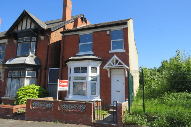 Thumbnail Detached house for sale in King Street, Bradley, Bilston