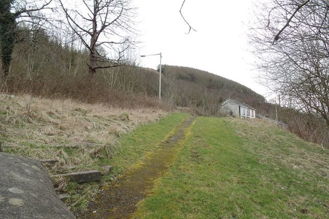 Thumbnail Land for sale in Cardiff Road, Merthyr Vale, Merthyr Tydfil