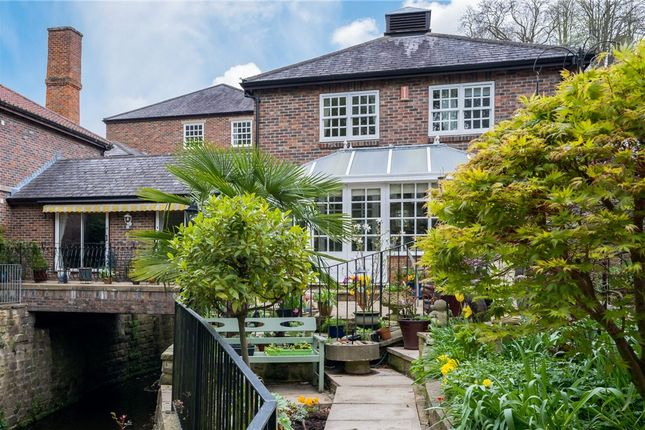 Thumbnail Link-detached house for sale in Castle Mills, Waterside, Knaresborough, North Yorkshire