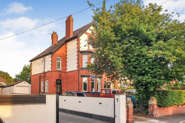 6 bed semi-detached house for sale in School Lane, Bidston Village, Wirral CH43