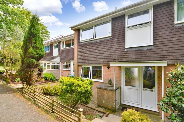 Thumbnail Terraced house for sale in Mary Dean Close, Tamerton Foliot, Plymouth, Devon