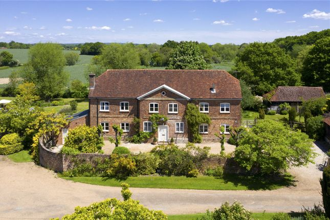 Thumbnail Detached house for sale in Powder Mill Lane, Leigh, Kent