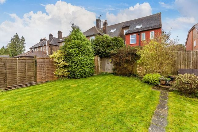 Thumbnail Detached house for sale in Highfield Crescent, Hindhead