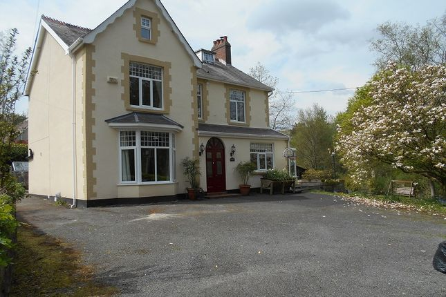 Thumbnail Detached house for sale in Glenview, Station Road, Caehopkin, Abercrave