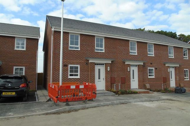 Thumbnail End terrace house for sale in Heol Pentre Bach, Gorseinon, Swansea, Swansea