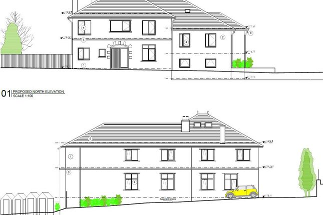 Thumbnail Land for sale in Harper Lane, Yeadon, Leeds