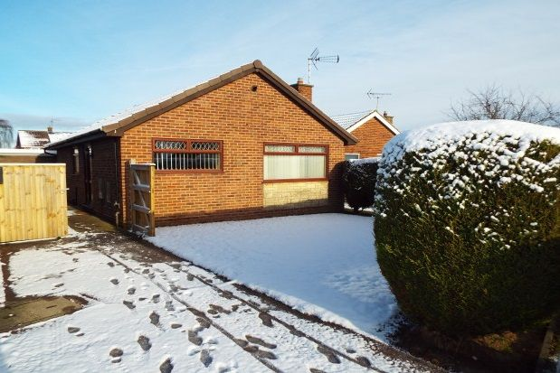 Thumbnail Bungalow to rent in Beverley Close, Rainworth, Mansfield
