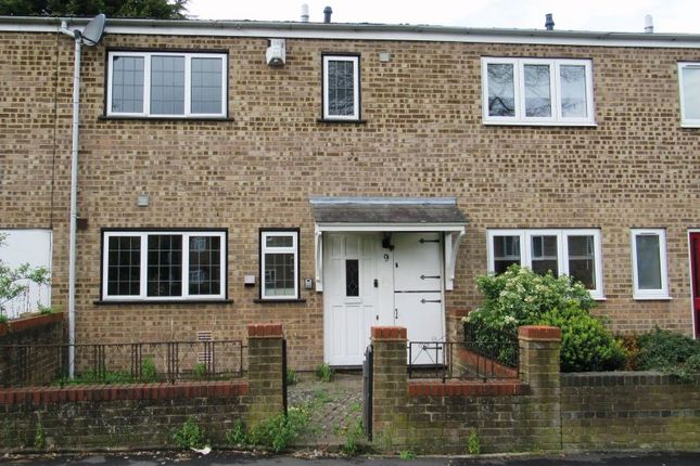 Thumbnail Terraced house for sale in 9 Bargrove Close, London