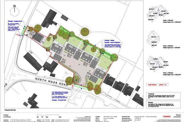 Thumbnail Land for sale in North Moor Lane, Halsall, Ormskirk