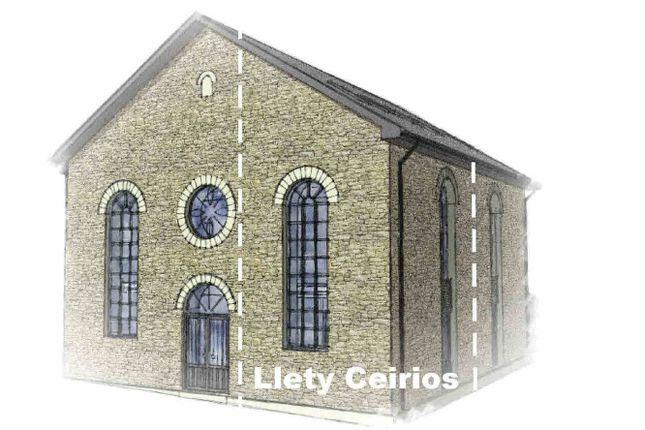 Thumbnail Semi-detached house for sale in Fronwen Chapel, Chapel Street, Llanarth