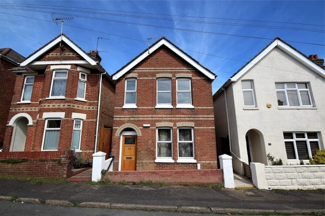 Thumbnail Detached house for sale in Lyell Road, Poole, Dorset