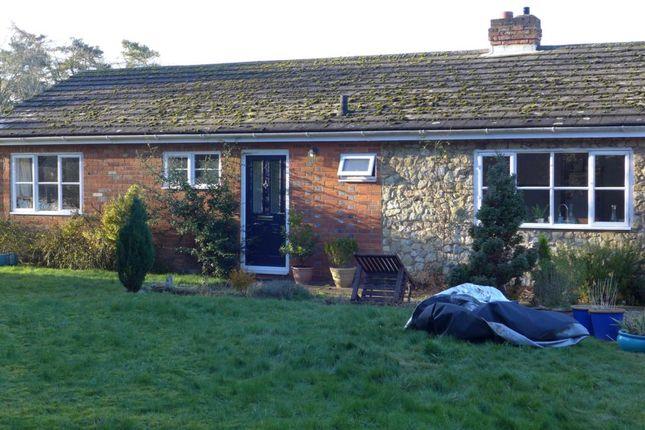 Thumbnail Bungalow to rent in Bowood Lane, Wendover