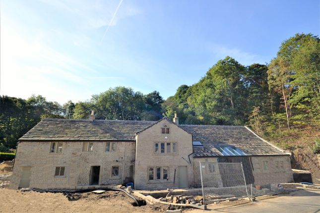 Thumbnail Barn conversion for sale in Gynn Lane, Honley, Holmfirth