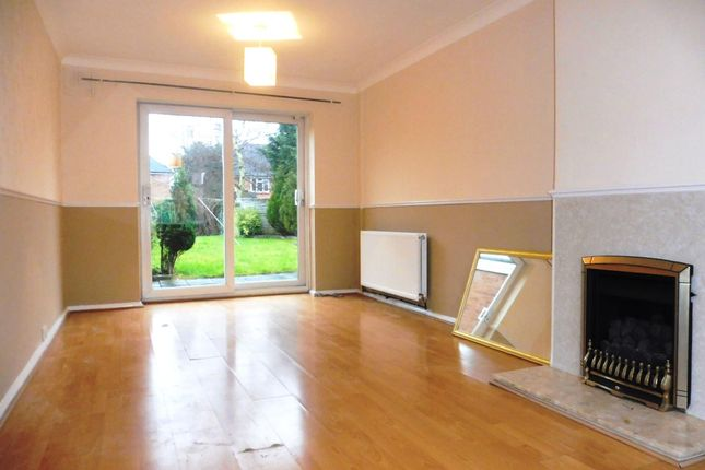 Thumbnail Property to rent in Daylesford Road, Solihull