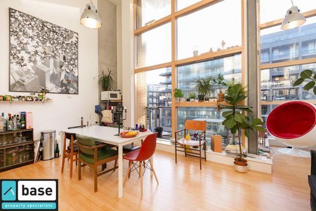 Thumbnail Flat to rent in Benyon Wharf, 293-297 Kingsland Road, Haggerston/Dalston