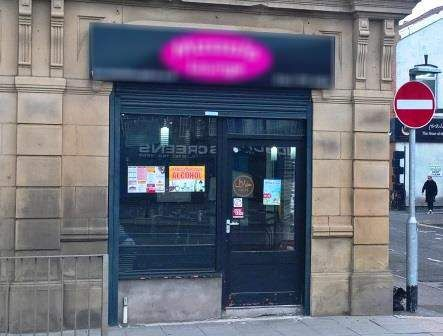 Restaurant/cafe for sale in Bury BL9, UK