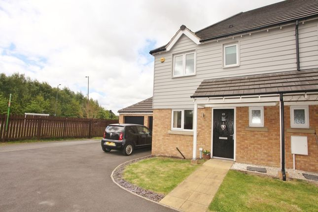 Thumbnail Semi-detached house to rent in Stonechat Mead, Wath-Upon-Dearne, Rotherham