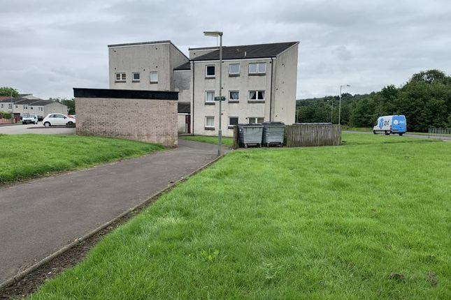 Thumbnail Flat to rent in Calder Place, Hallglen, Falkirk