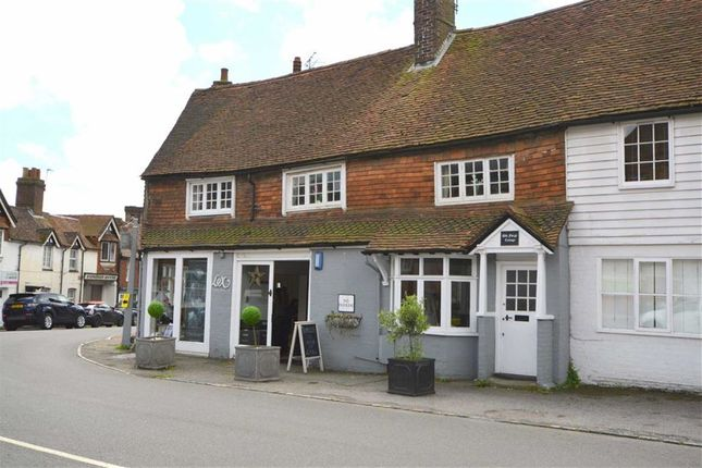 Thumbnail End terrace house to rent in Moons Yard, Church Road, Rotherfield, Crowborough