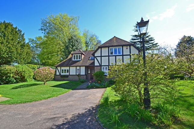 Thumbnail Detached house for sale in Lime Chase, Fryern Road, Storrington, West Sussex