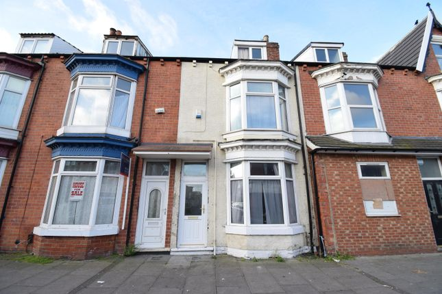 Front External of Parliament Road, Middlesbrough TS1