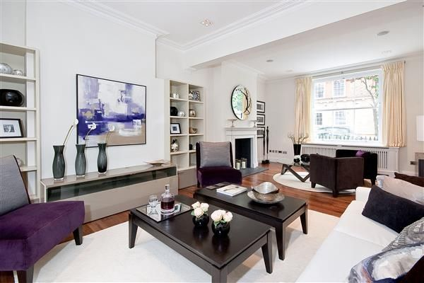 Thumbnail Detached house to rent in Sheffield Terrace, London