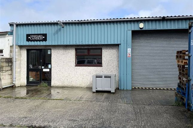 Thumbnail Light industrial to let in Unit 1 Knights Business Park, Trenant Industrial Estate, Wadebridge, Cornwall