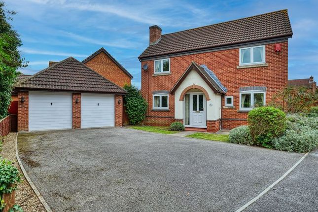 Thumbnail Detached house for sale in Pennycress Drive, Melksham