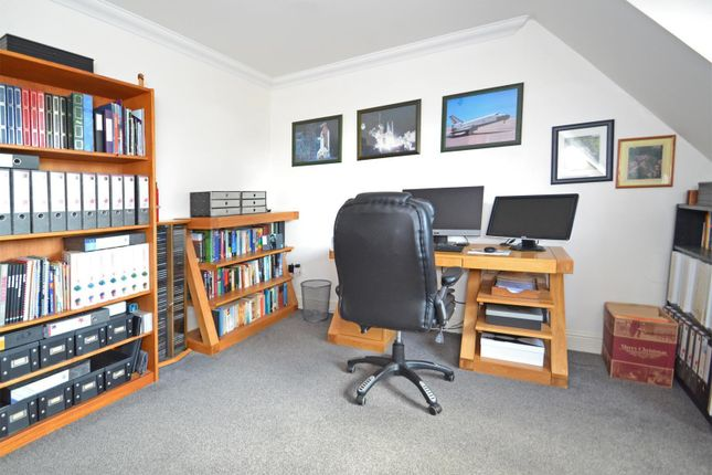 Bedroom 2 Currently Used As Study