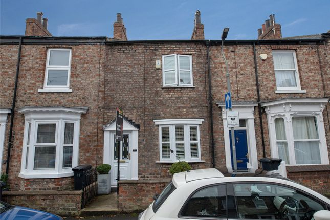 Thumbnail Terraced house for sale in Park Crescent, York