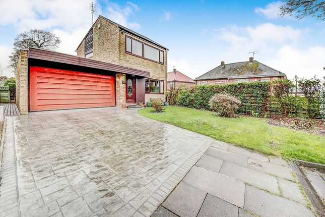 Thumbnail Semi-detached house for sale in Lanercost Park, Cramlington
