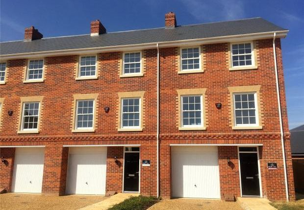 Thumbnail Town house for sale in St George's Place, Sprowston, Norfolk