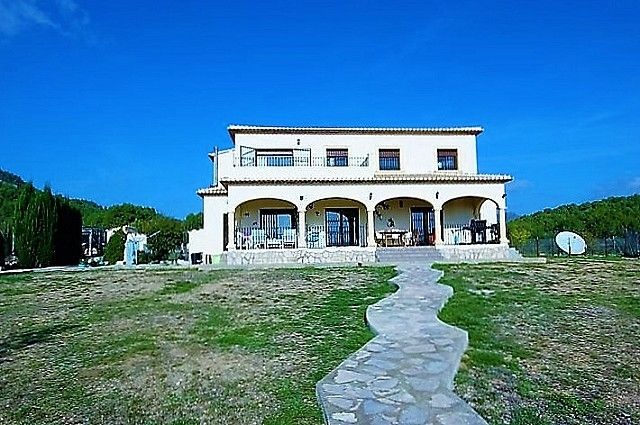 Property For Sale Murla Spain