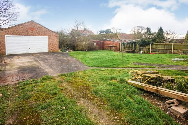 Rear Garden of Stainton By Langworth, Lincoln LN3