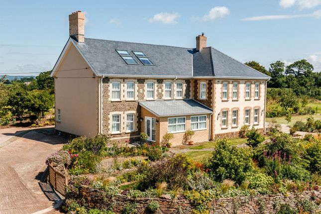 Thumbnail Detached house for sale in Chilton, Crediton, Devon
