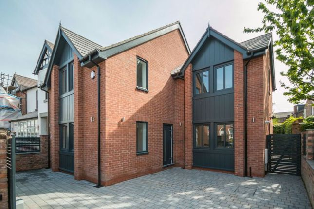Thumbnail Semi-detached house for sale in Stamford Park Road, Altrincham