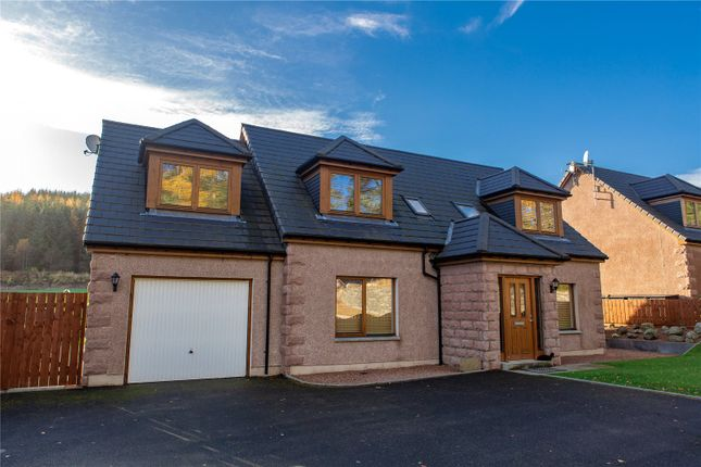 Thumbnail Detached house to rent in Millers Lane, Tillyfourie, Inverurie, Aberdeenshire