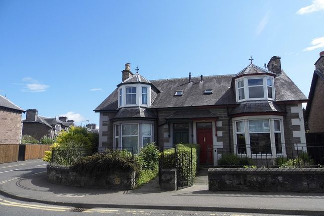 Thumbnail Semi-detached house to rent in Jeanfield Road, Perth