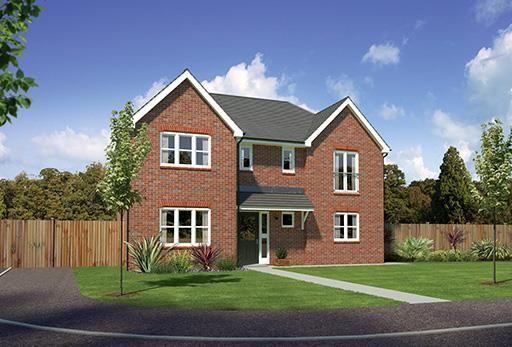 Thumbnail Detached house for sale in Douglas Meadows, Adlington, Chroely