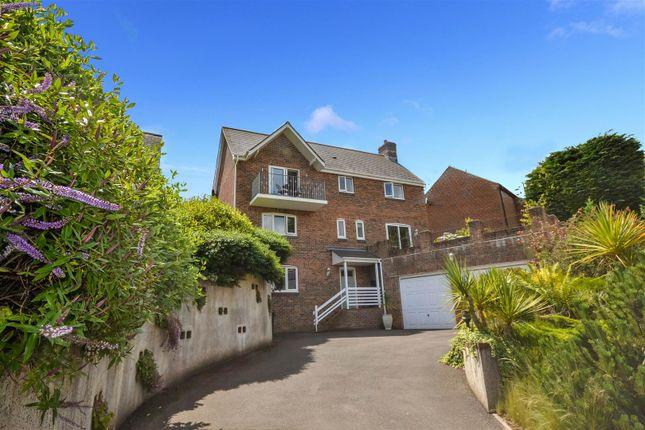 Thumbnail Detached house for sale in Pineapple Lane, Salwayash, Bridport