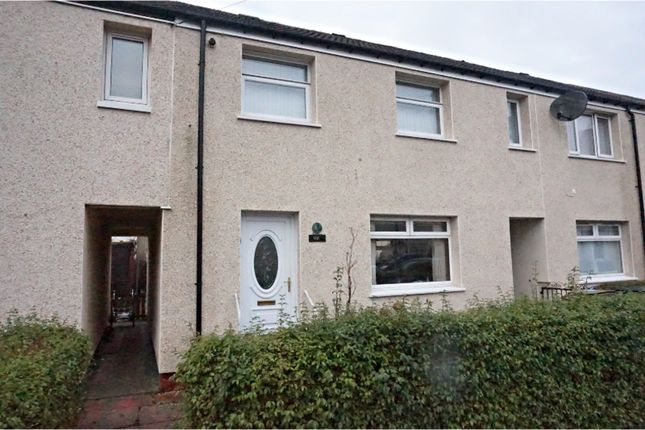Thumbnail Terraced house for sale in Montrose Place, Paisley