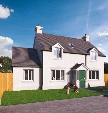 Thumbnail Detached house for sale in Plot 9 The Grove, Land South Of Kilvelgy Park, Kilgetty, Pembrokeshire