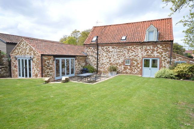 Thumbnail Barn conversion for sale in Cheney Hill, Heacham, King's Lynn