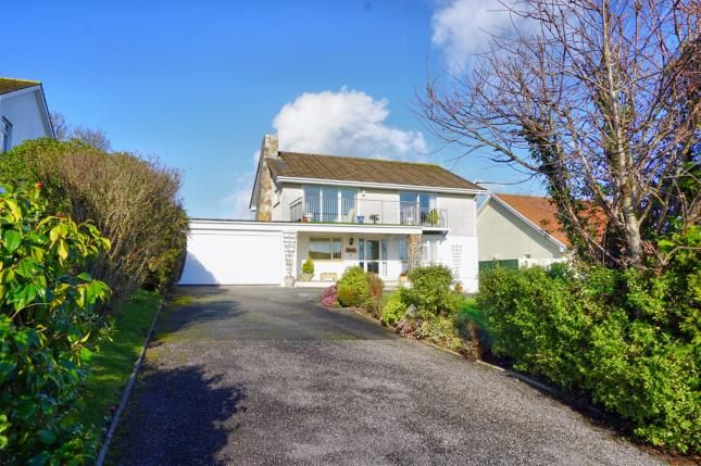 Thumbnail Detached house for sale in Duporth, St Austell, Cornwall