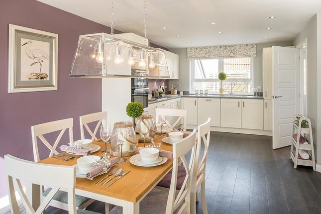 """Thumbnail Detached house for sale in """"Thornton"""" at Heol Ty-Maen, Bridgend"""