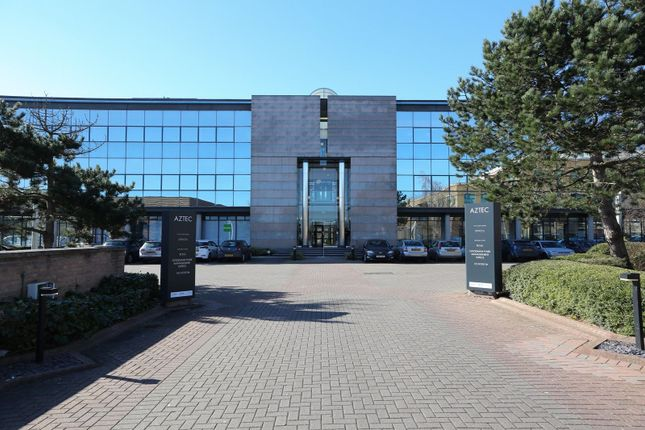 Thumbnail Office to let in Aztec Centre, Aztec West Business Park, Bristol